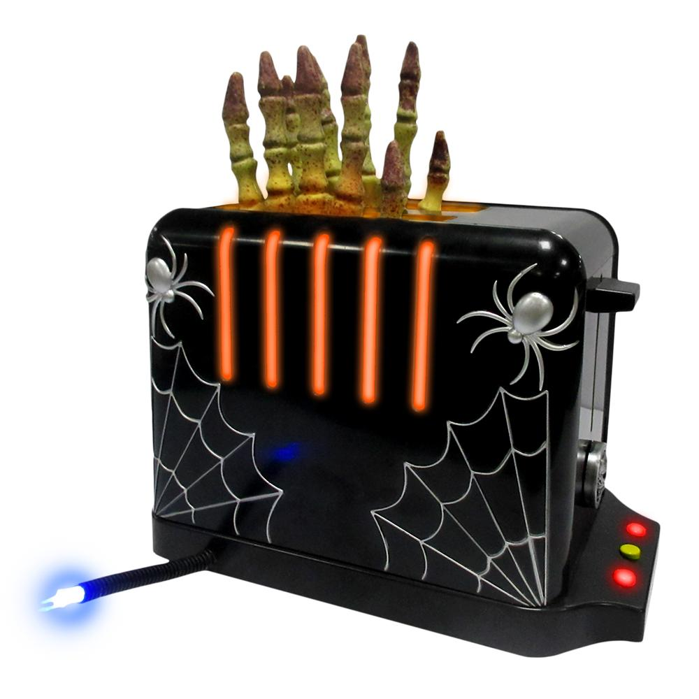 Haunted Toaster